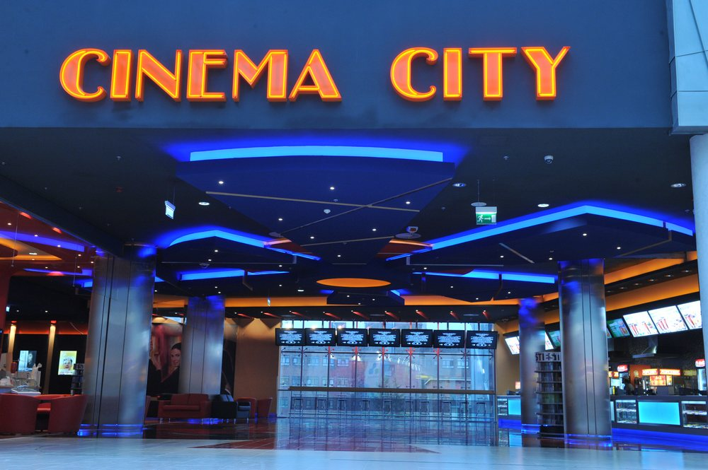 Cinema City Allee opens in Allee centre in Budapest (12 ...