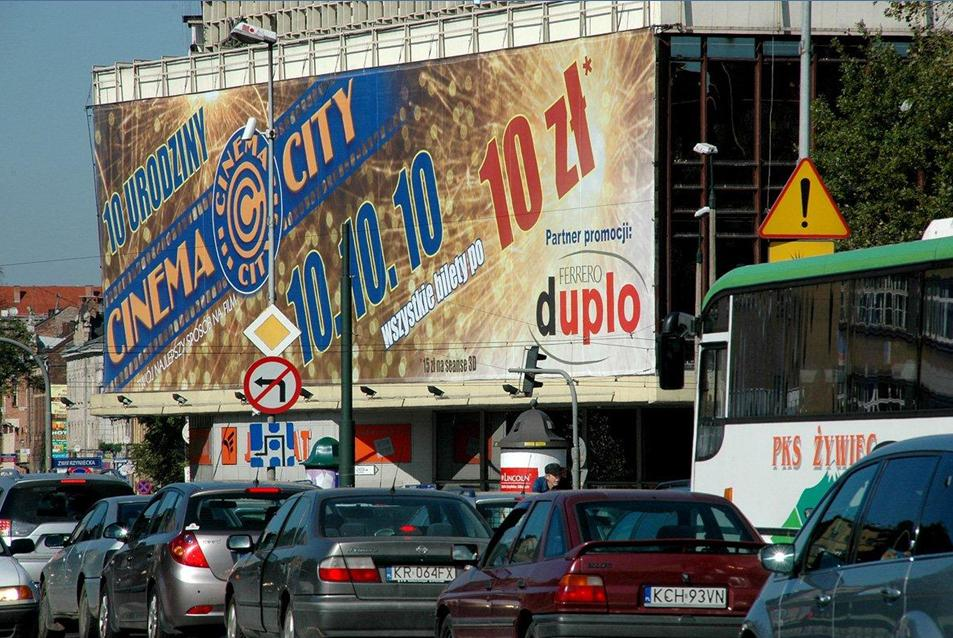 Cinema City celebrates 10th anniversary of business in Poland - Global City Holdings.